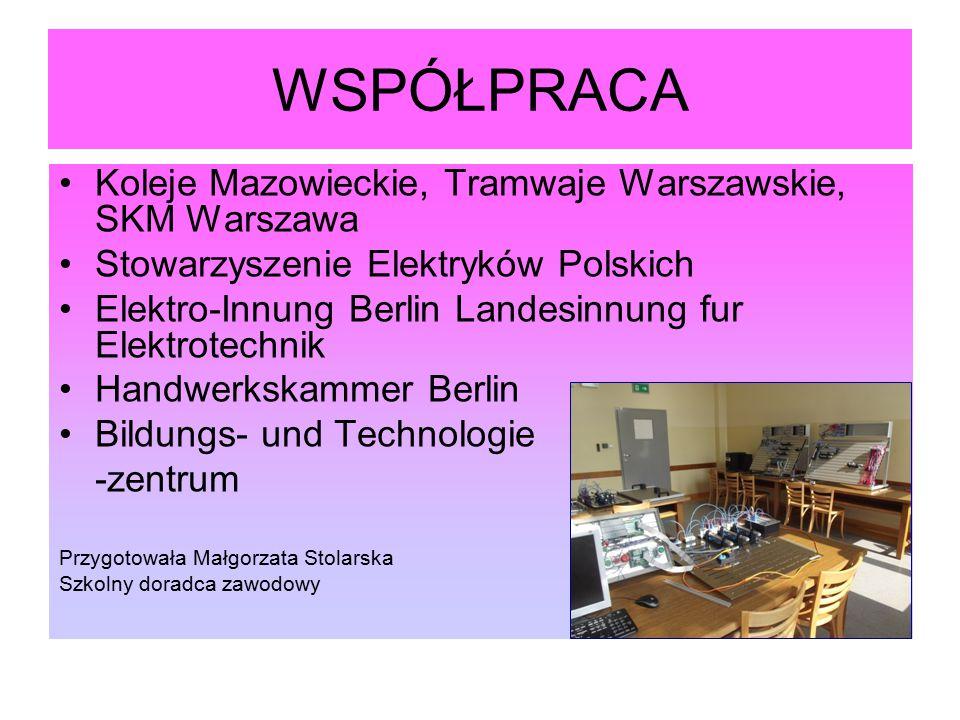 WSPÓŁPRACA Koleje Mazowieckie, Tramwaje Warszawskie, SKM Warszawa