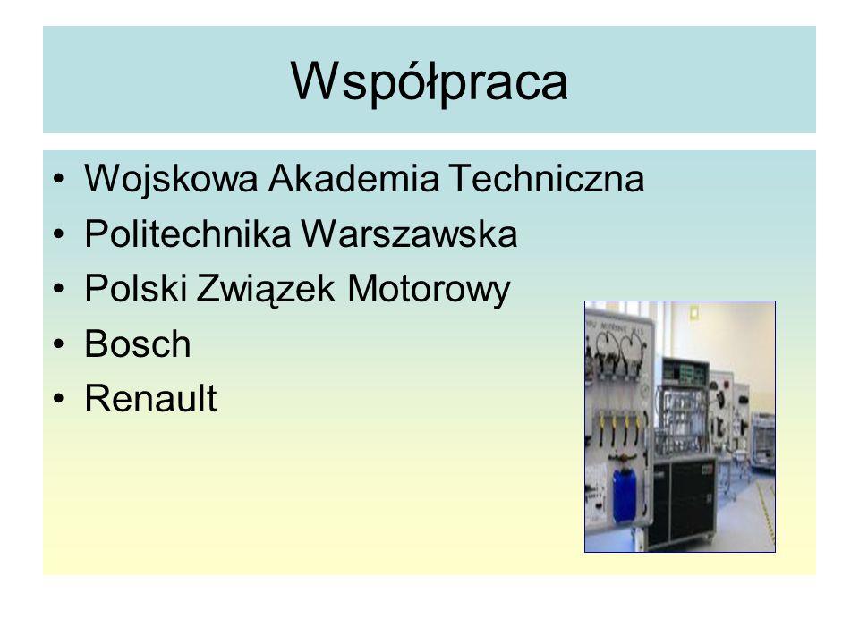 Współpraca Wojskowa Akademia Techniczna Politechnika Warszawska