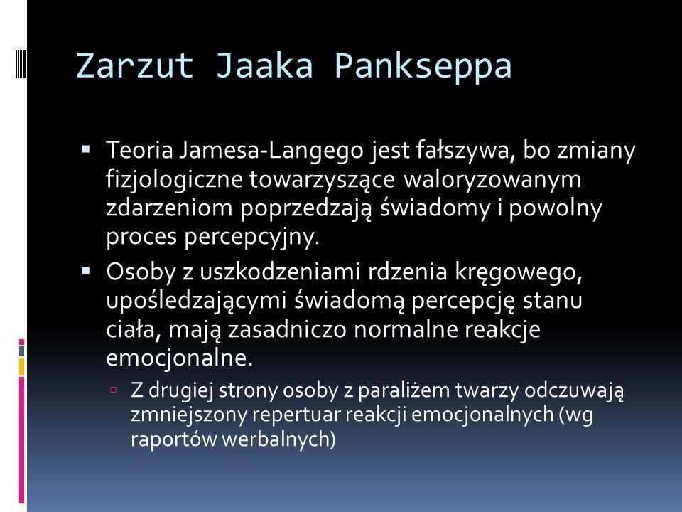 Zarzut Jaaka Pankseppa