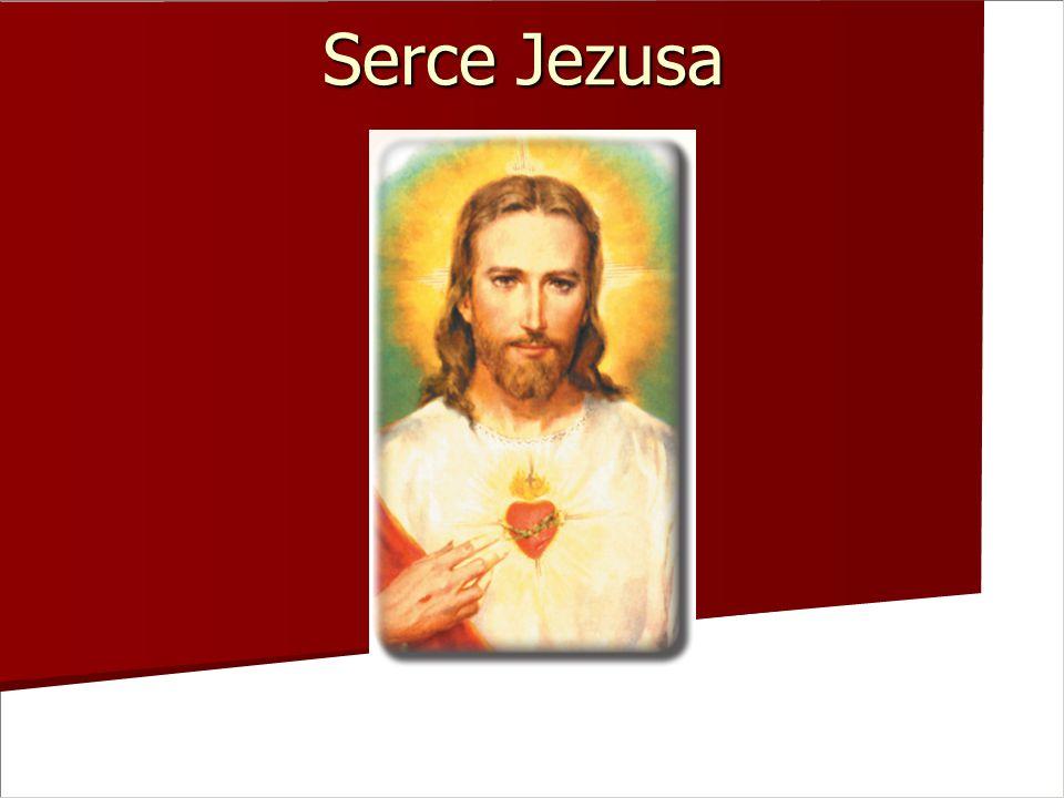 """Serce Jezusa Ilustracja z podręcznika """"Jestem chrześciajninem"""
