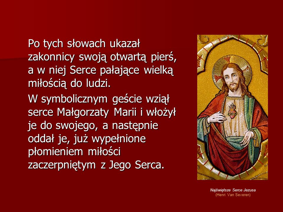 Najświętsze Serce Jezusa (Henri Van Severen)