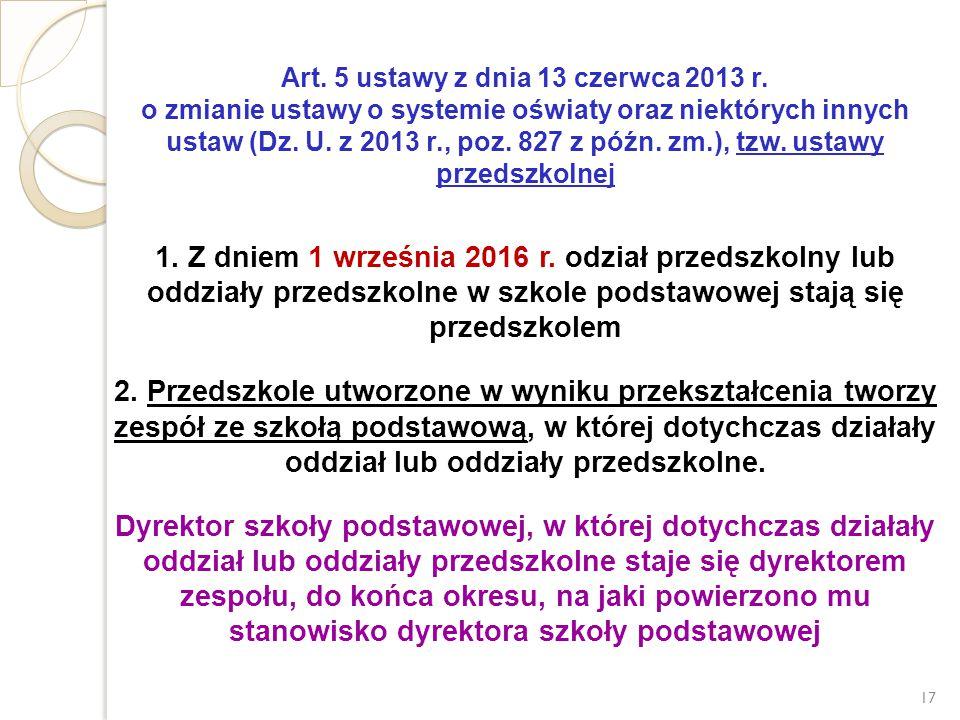 Art. 5 ustawy z dnia 13 czerwca 2013 r