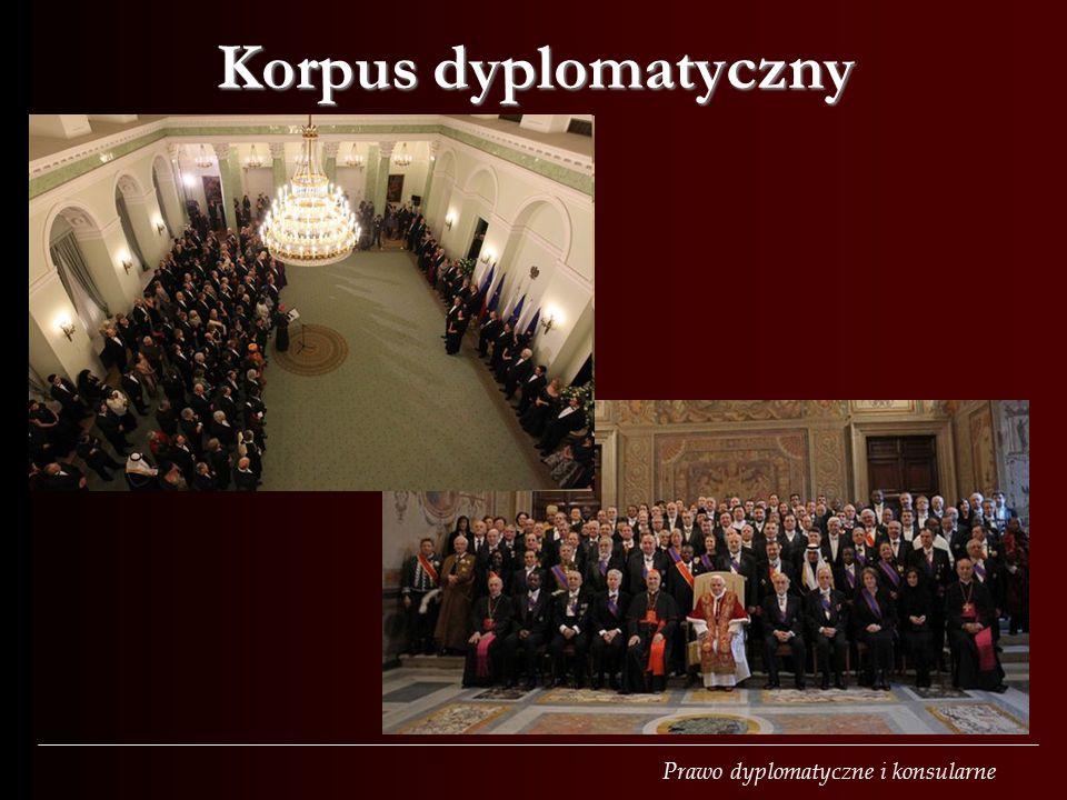 Korpus dyplomatyczny