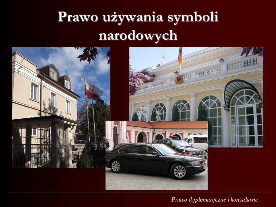 Prawo używania symboli narodowych