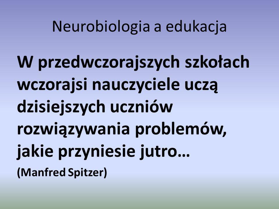 Neurobiologia a edukacja