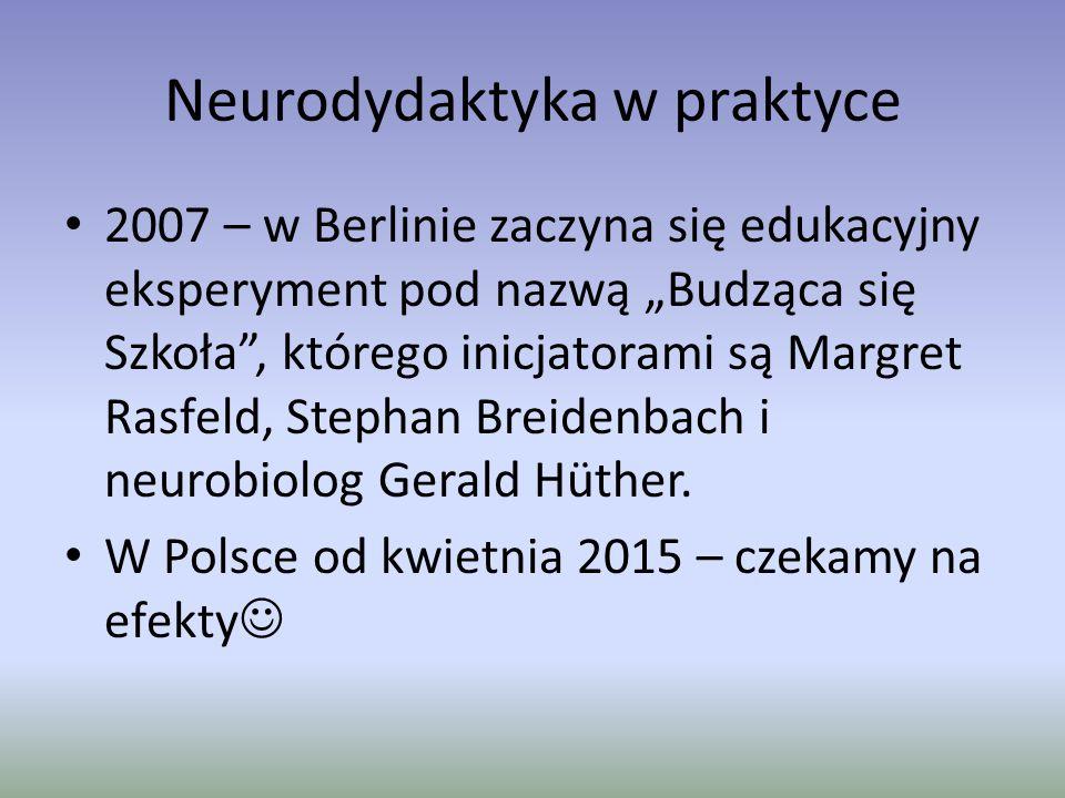 Neurodydaktyka w praktyce