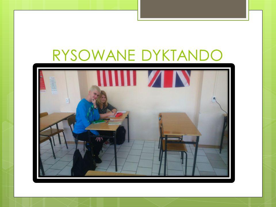 RYSOWANE DYKTANDO