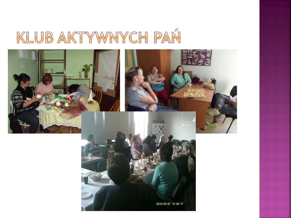 Klub Aktywnych pań