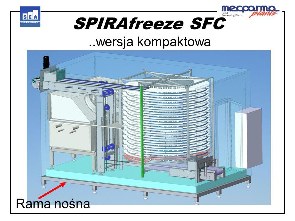 SPIRAfreeze SFC ..wersja kompaktowa
