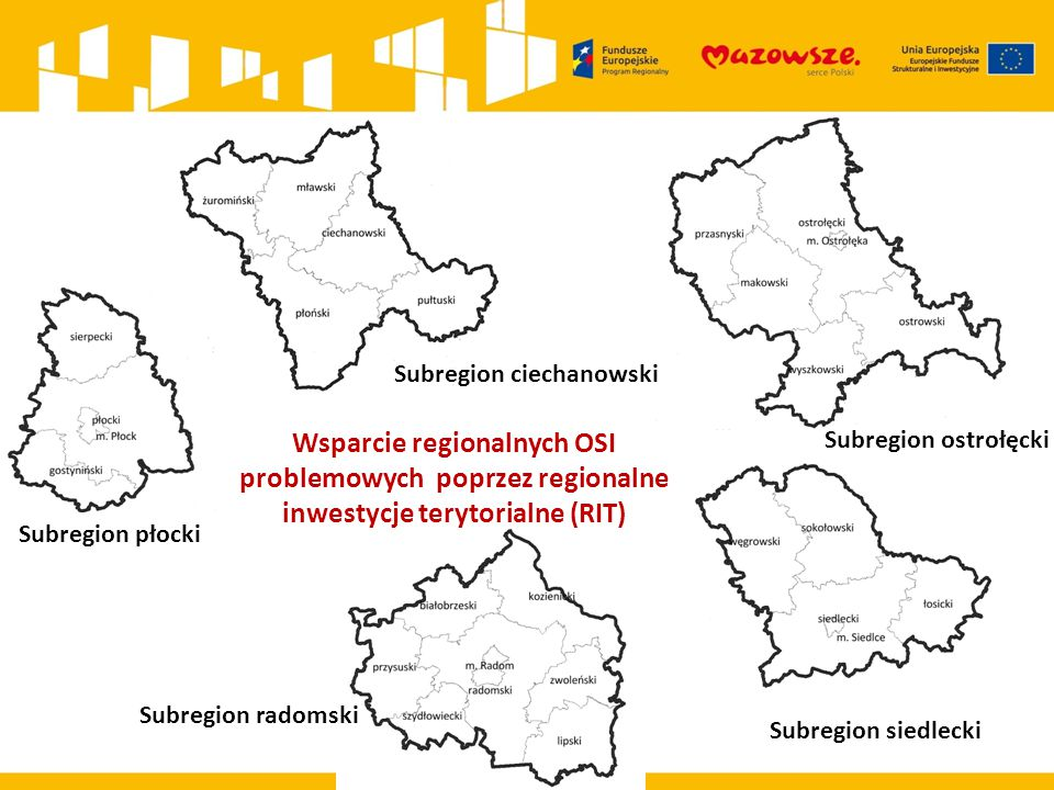 Subregion ciechanowski
