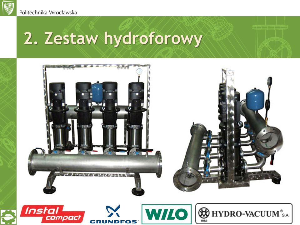 2. Zestaw hydroforowy