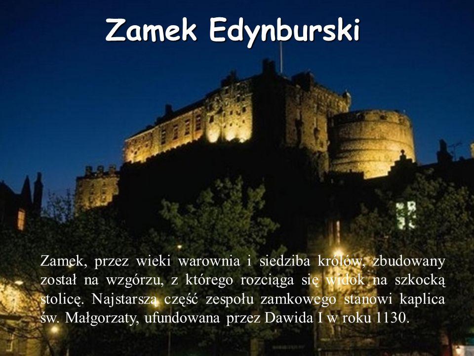 Zamek Edynburski