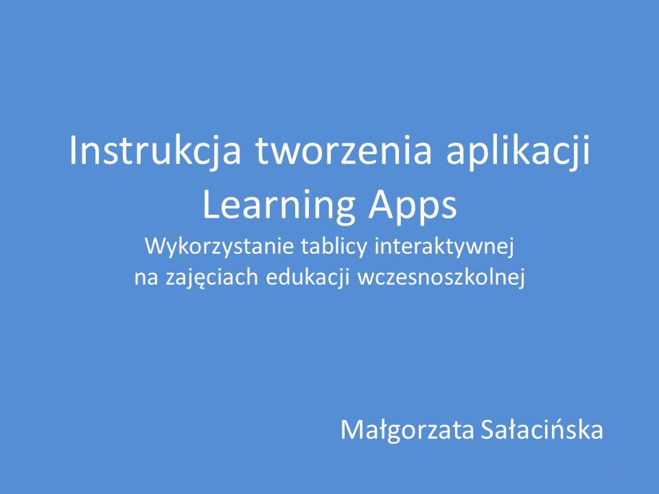 Małgorzata Sałacińska