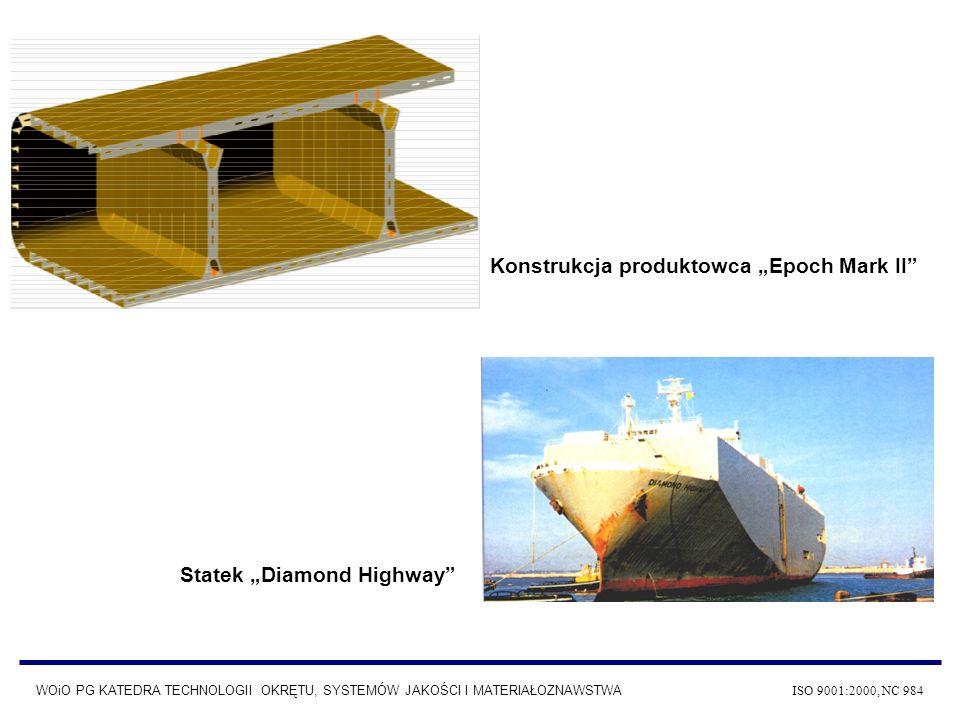 "Statek ""Diamond Highway"