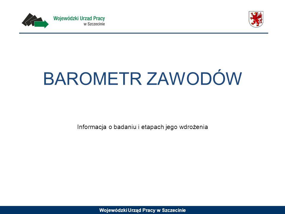 Informacja o badaniu i etapach jego wdrożenia