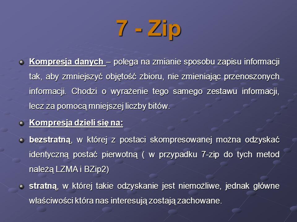7 - Zip