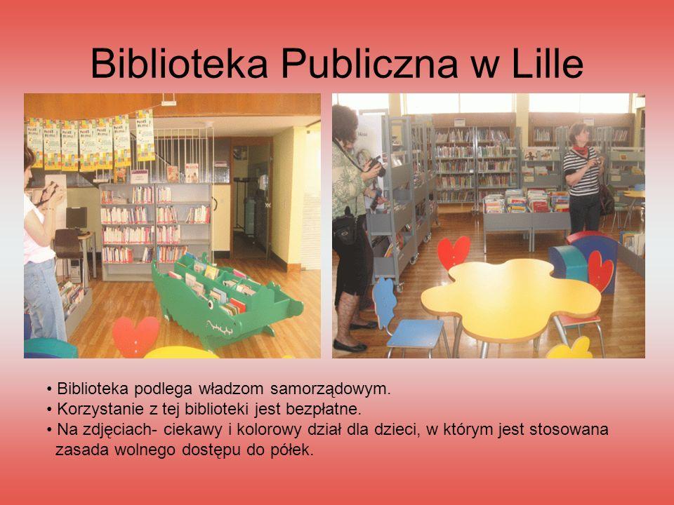 Biblioteka Publiczna w Lille
