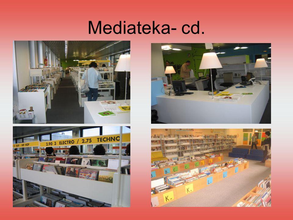 Mediateka- cd.
