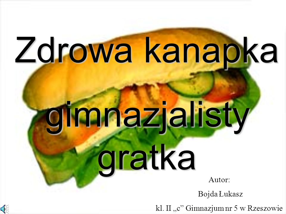 """kl. II """"c Gimnazjum nr 5 w Rzeszowie"""