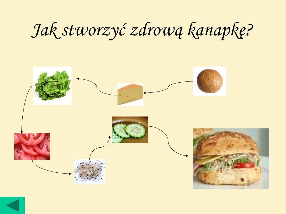 Jak stworzyć zdrową kanapkę