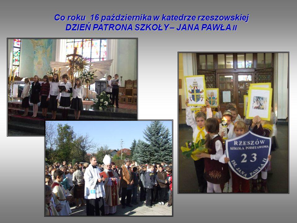 Co roku 16 października w katedrze rzeszowskiej