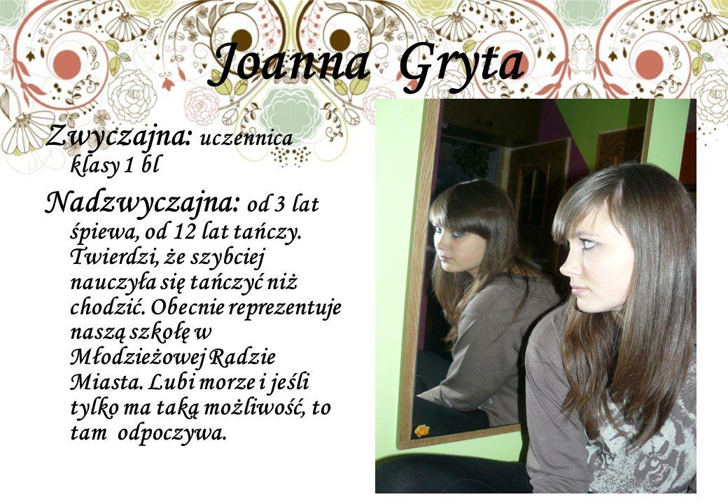 Joanna Gryta
