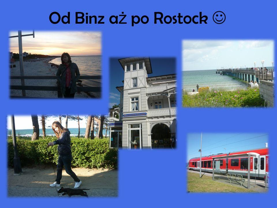 Od Binz aż po Rostock 