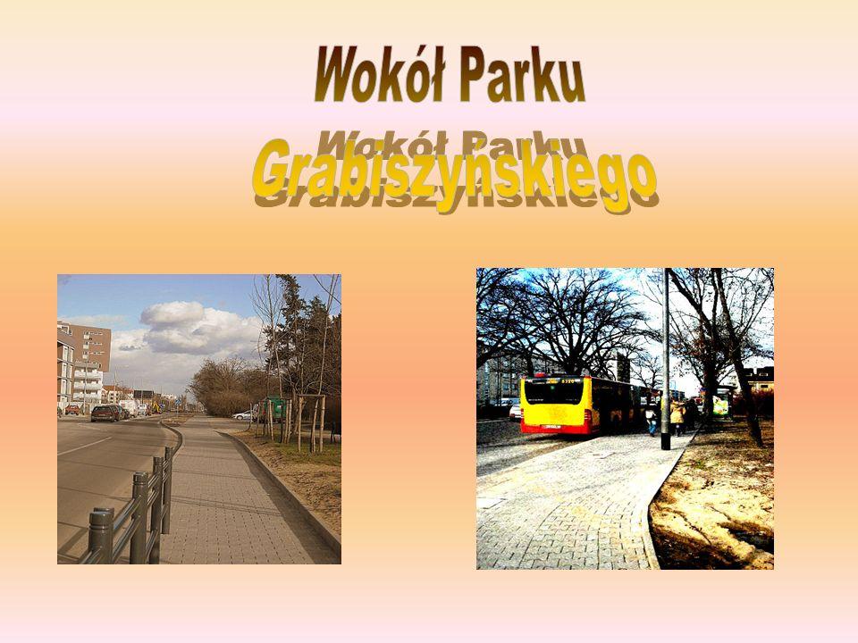 Wokół Parku Grabiszyńskiego
