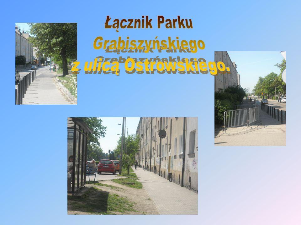 Łącznik Parku Grabiszyńskiego z ulicą Ostrowskiego.