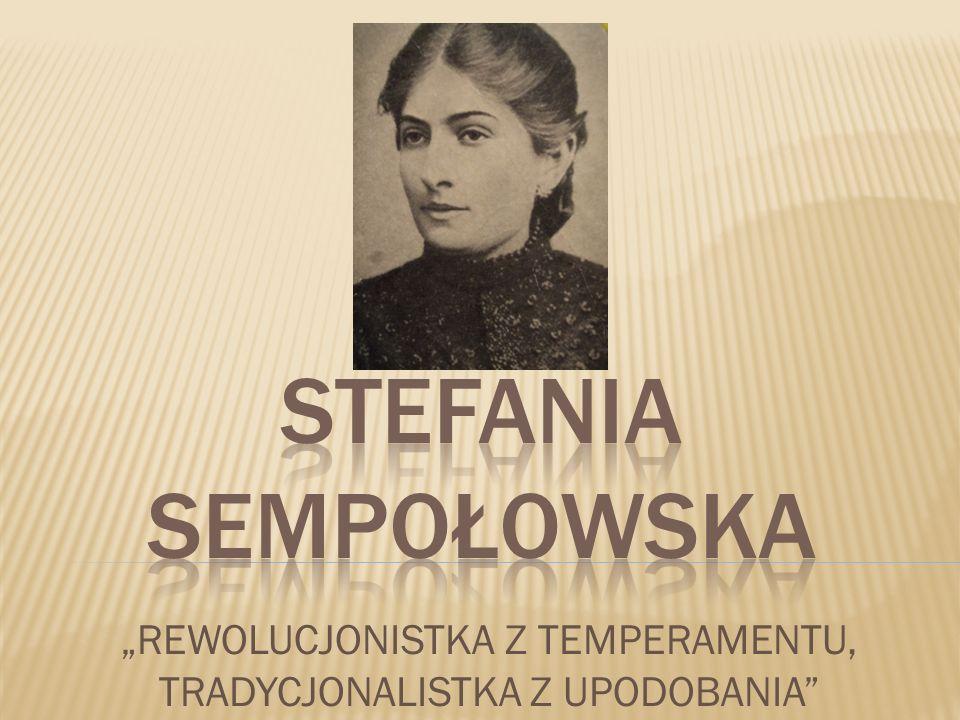 """""""REWOLUCJONISTKA Z TEMPERAMENTU, TRADYCJONALISTKA Z UPODOBANIA"""