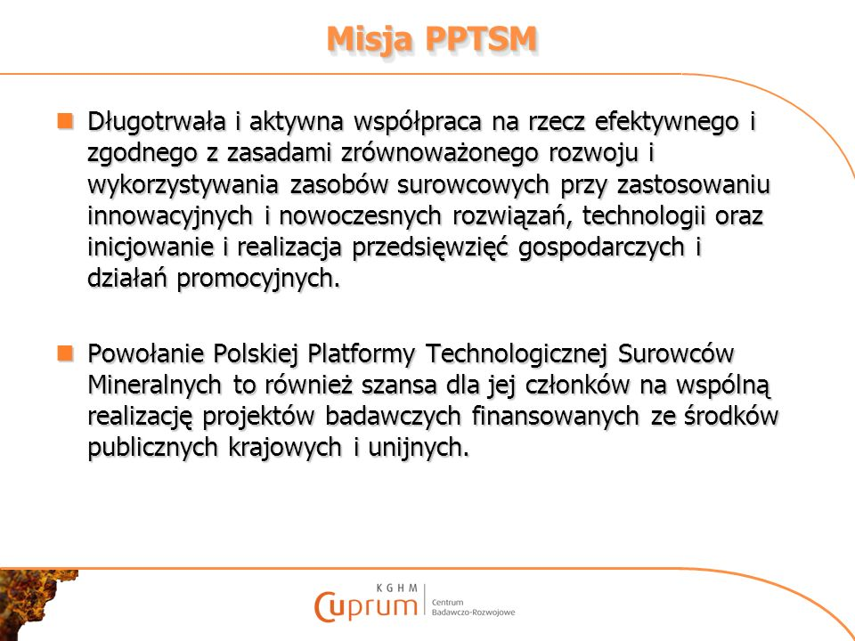 Misja PPTSM