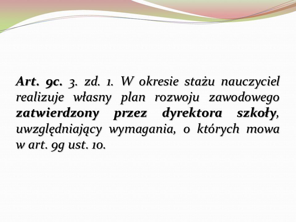 Art. 9c. 3. zd.