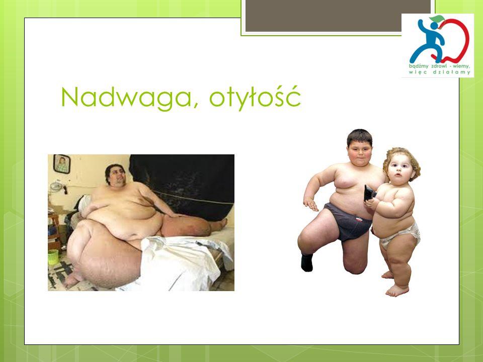Nadwaga, otyłość