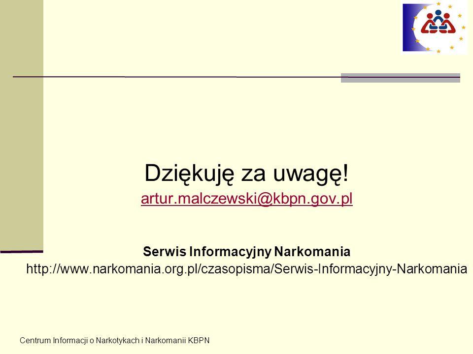 Serwis Informacyjny Narkomania