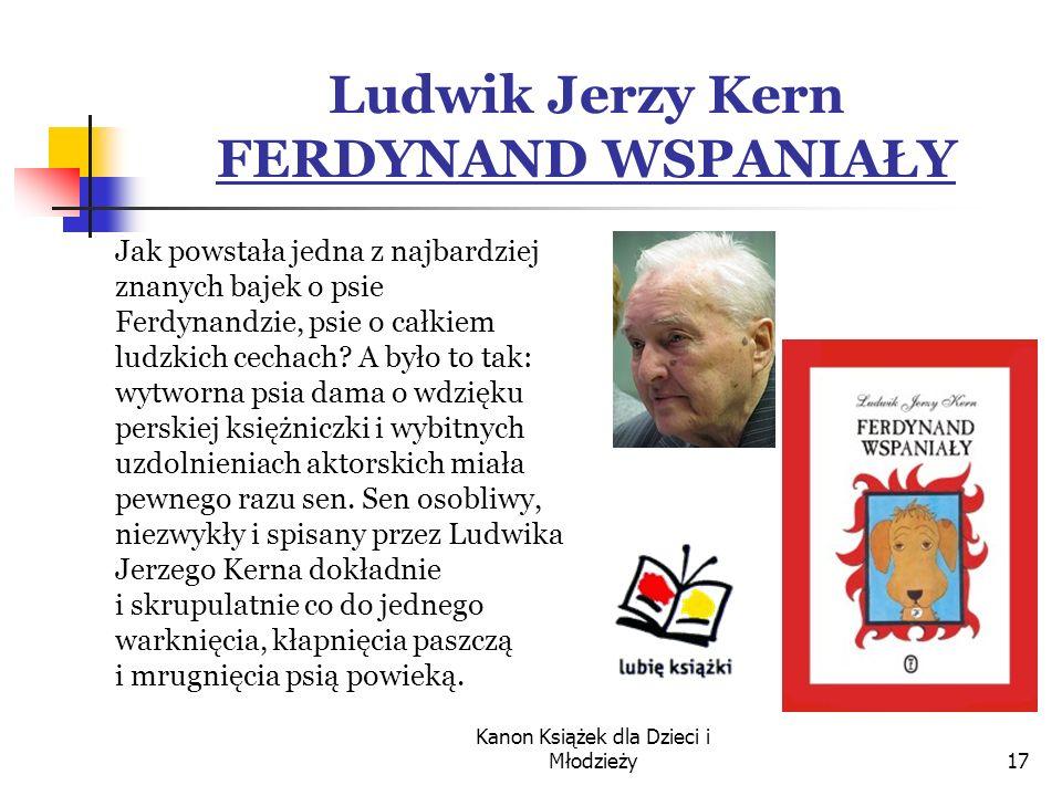 Ludwik Jerzy Kern FERDYNAND WSPANIAŁY
