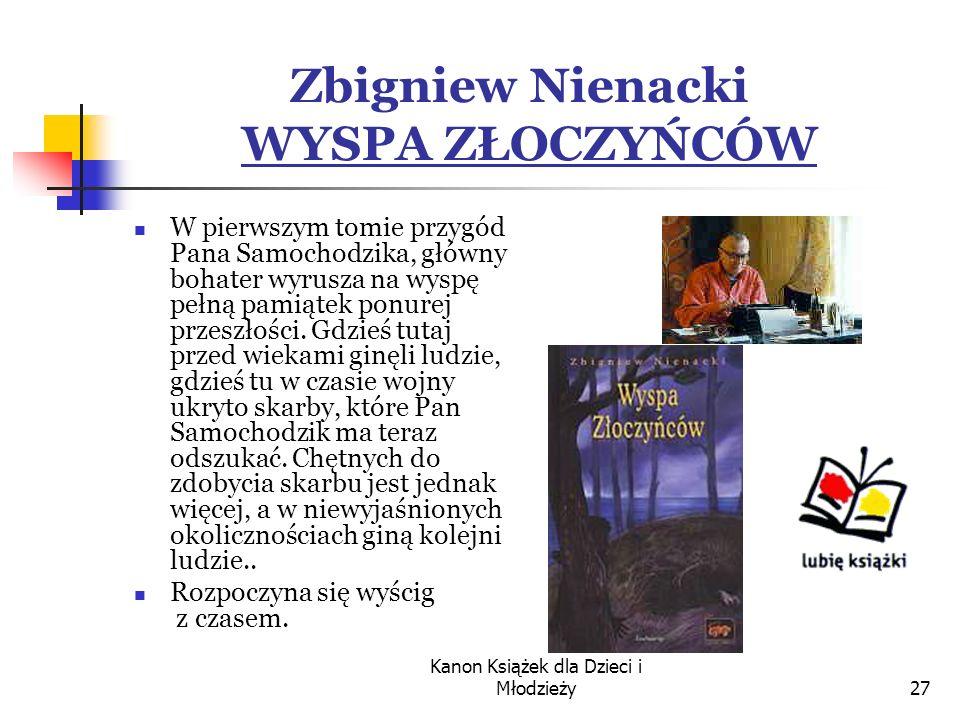 Zbigniew Nienacki WYSPA ZŁOCZYŃCÓW