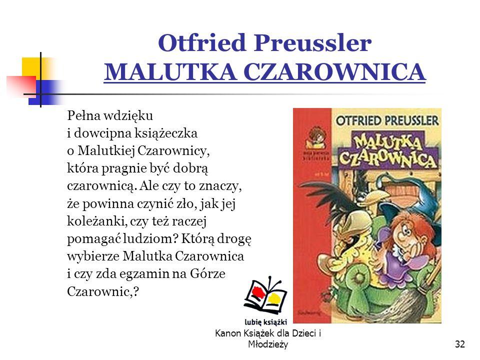 Otfried Preussler MALUTKA CZAROWNICA