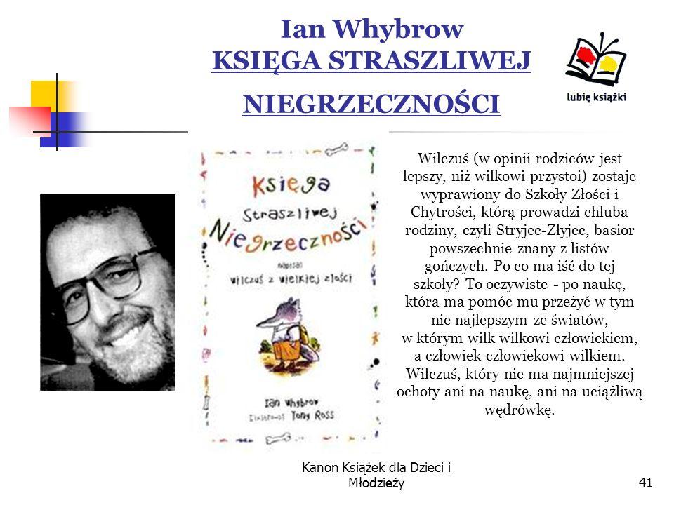 Ian Whybrow KSIĘGA STRASZLIWEJ NIEGRZECZNOŚCI
