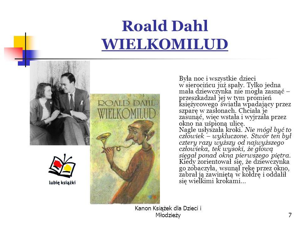 Roald Dahl WIELKOMILUD