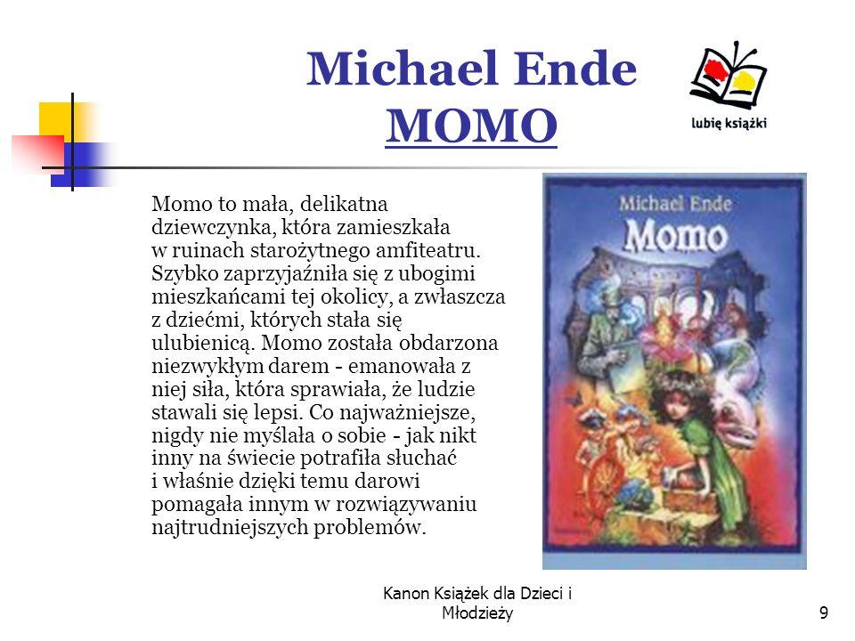 Kanon Książek dla Dzieci i Młodzieży