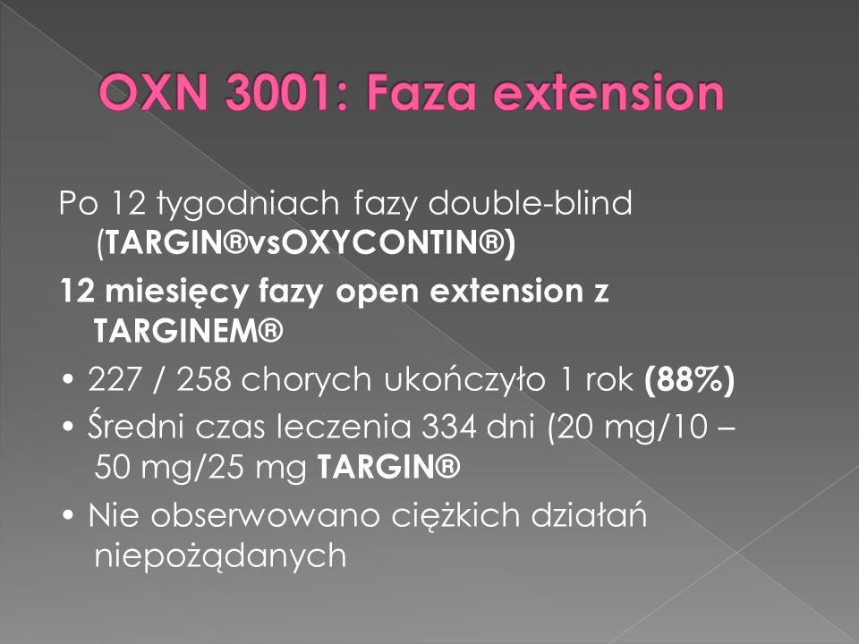 OXN 3001: Faza extension