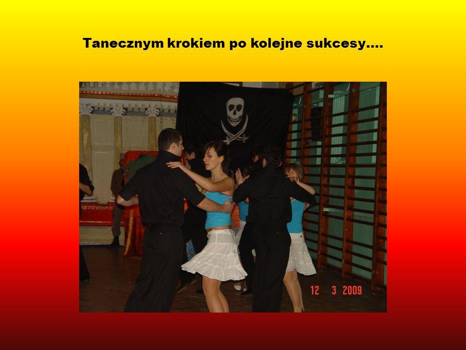 Tanecznym krokiem po kolejne sukcesy….