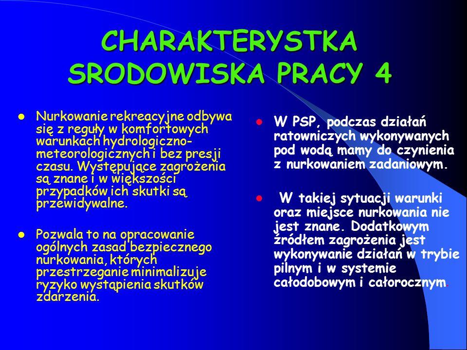 CHARAKTERYSTKA SRODOWISKA PRACY 4