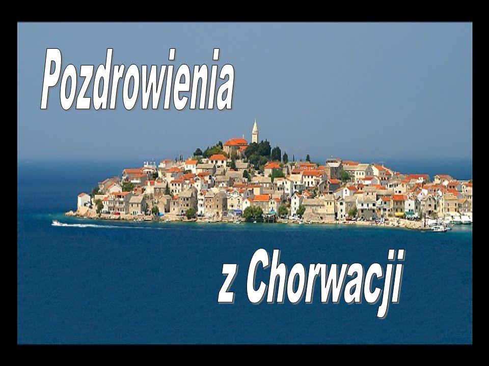 Pozdrowienia z Chorwacji