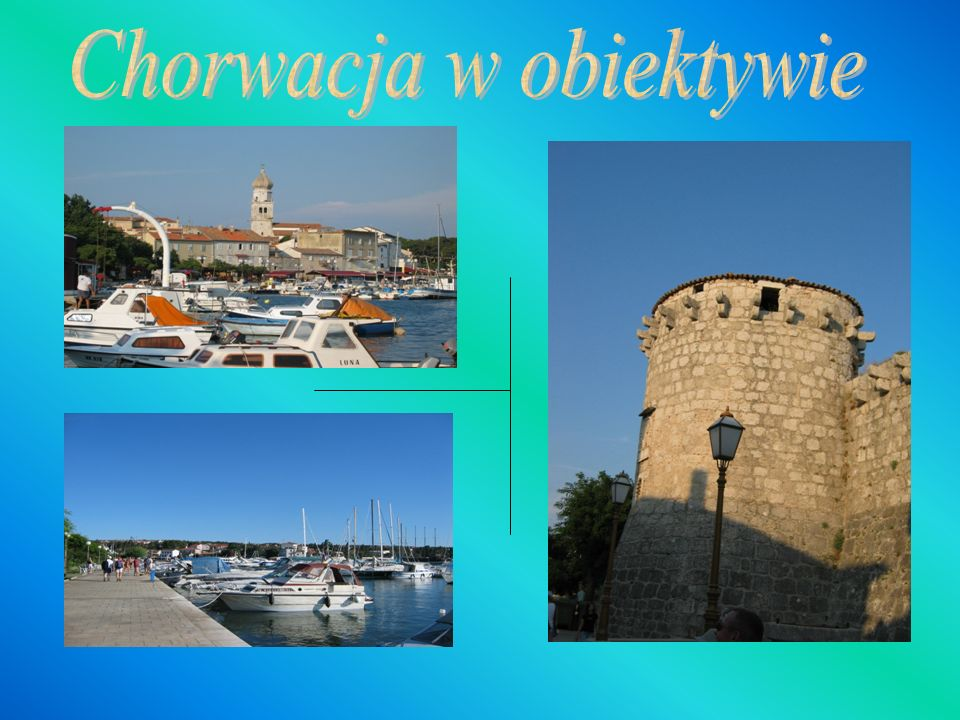 Chorwacja w obiektywie
