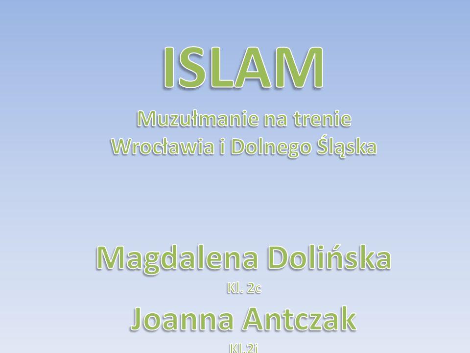 Muzułmanie na trenie Wrocławia i Dolnego Śląska