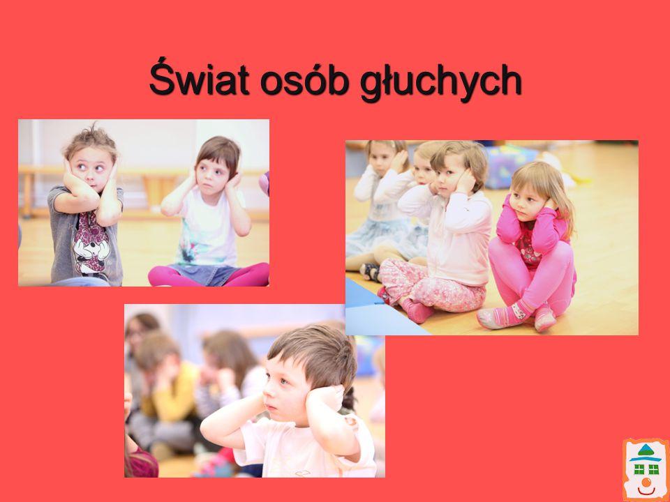 Świat osób głuchych