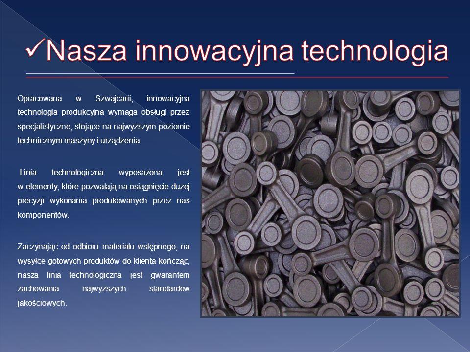 Nasza innowacyjna technologia