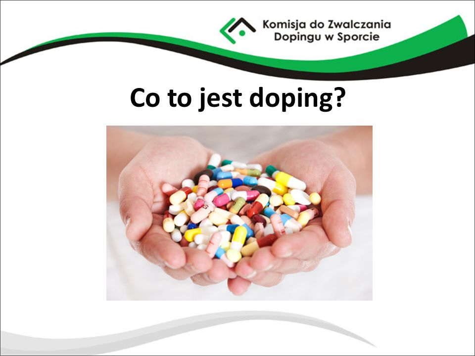 Co to jest doping