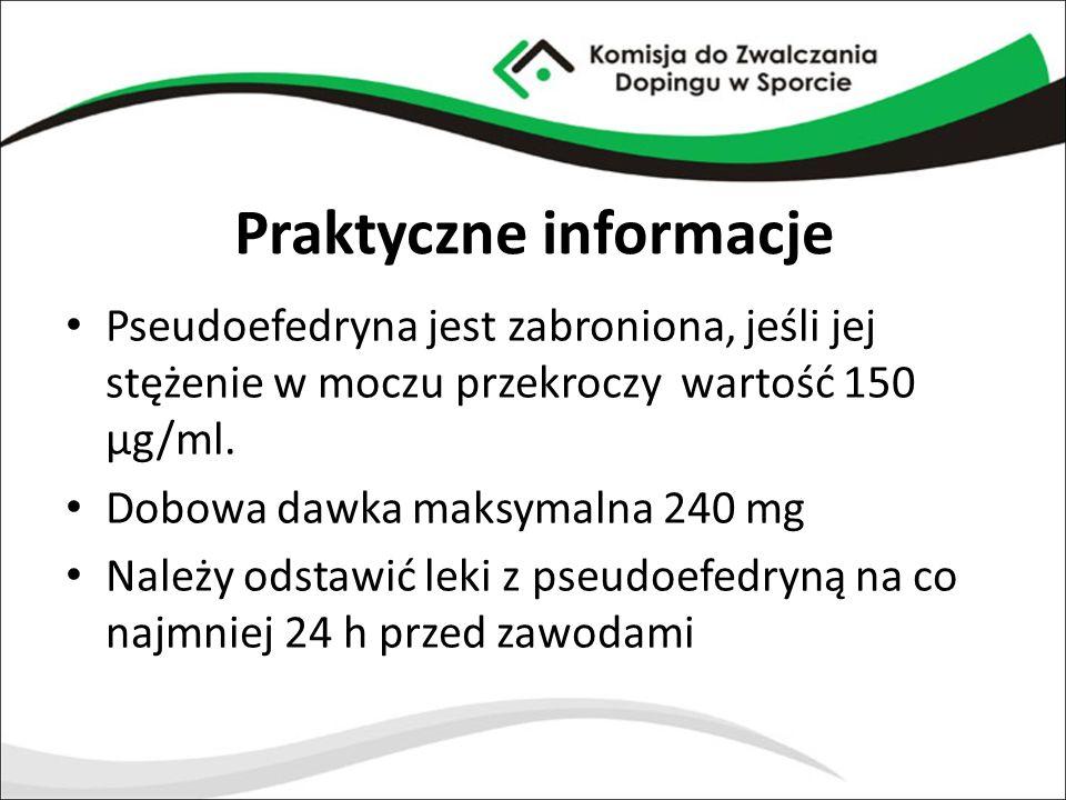 Praktyczne informacje